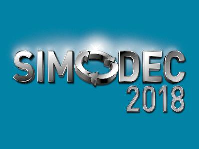 SIMODEC 2018 Hall A stand A96
